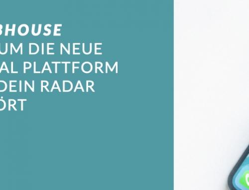CLUBHOUSE: Warum die neue Social-Plattform auf dein Radar gehört📱