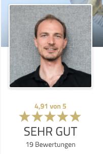 Proven Expert Alex T Steffen