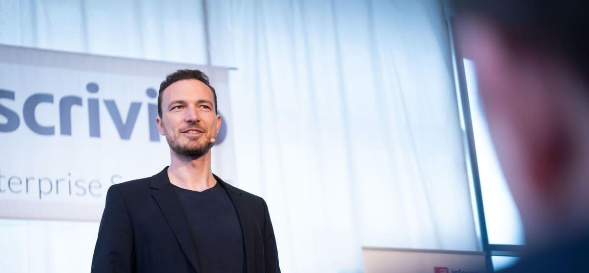 speaker digitalisierung Alex T. Steffen speaker business innovation